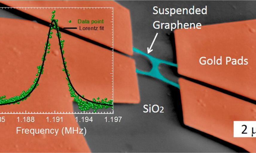 graphene nems